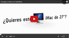 Consigue un iMac con VetsAffinity